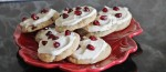 Pomegranate Bliss Cookies