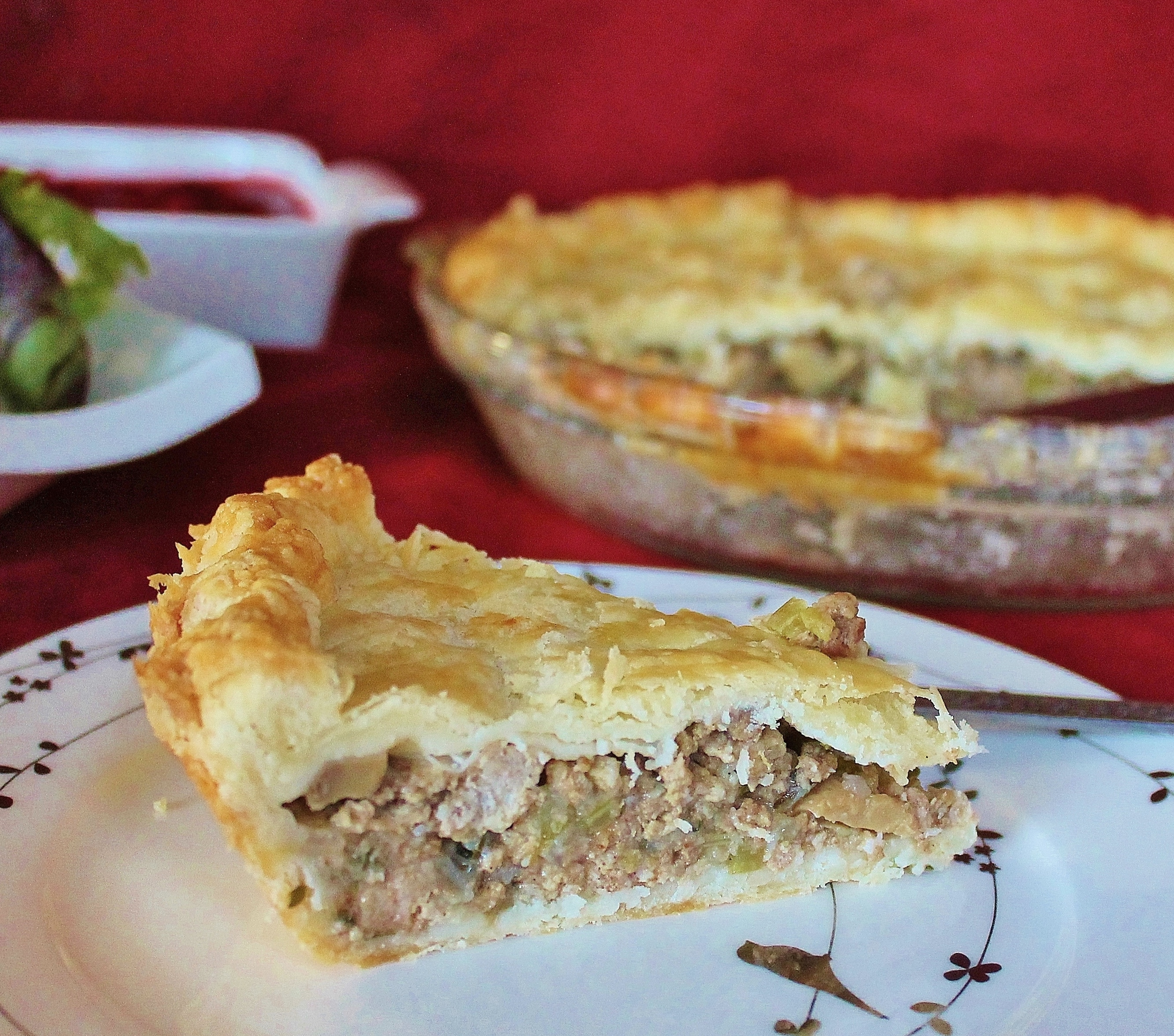 A Canadian Christmas Tradition: Tourtière Recipe
