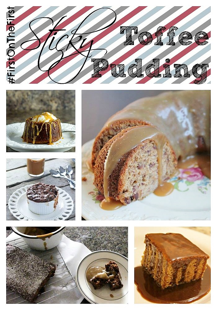 Sticky Toffee Pudding Recipes