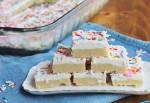 Saturday Sweets: Sugar Cookie Bars