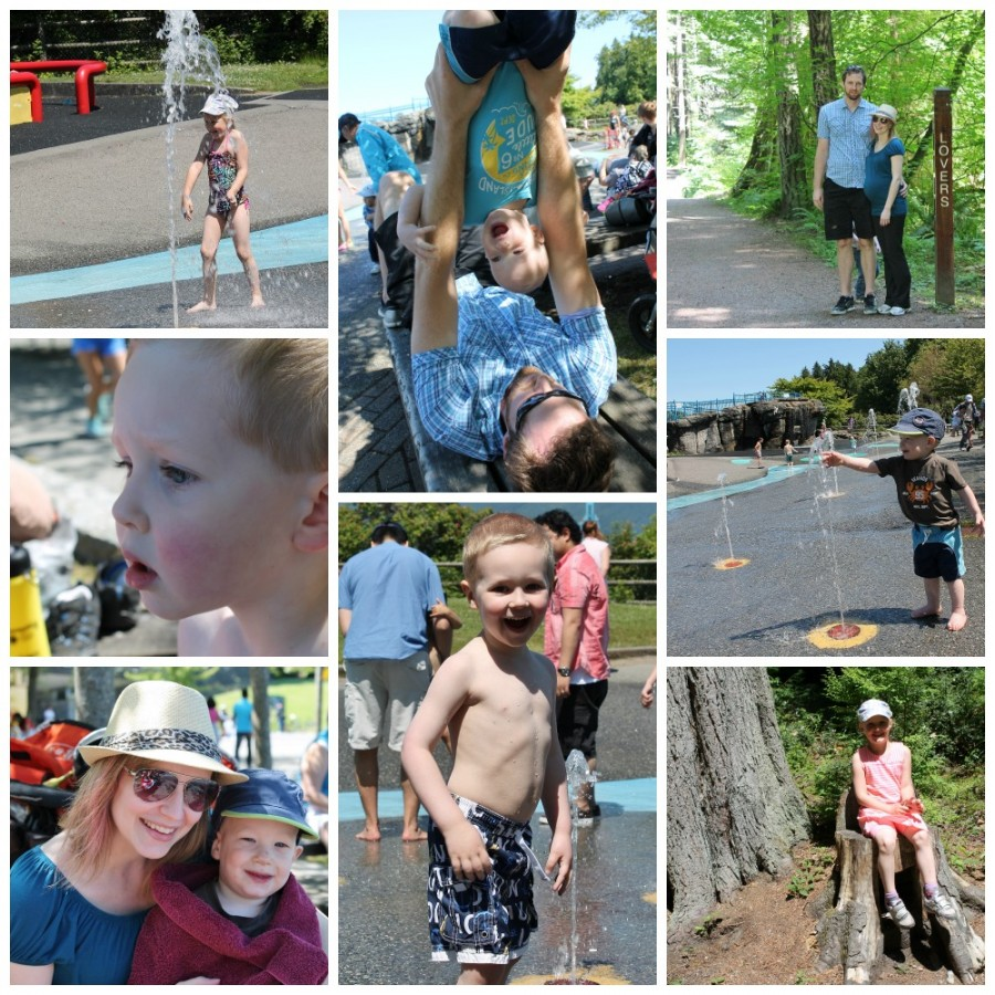 Stanley Park Collage