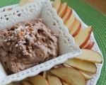 Chocolate Caramel Apple Dip