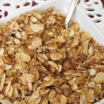 Mom's Recipes: Almond Ginger Granola