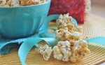 caramel corn feature