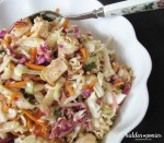 Mom's Recipes: Japanese Chicken Salad