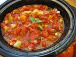 Mom's Recipes: Slow Cooker Tomato Sauce