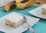 Mom's Recipes: Banana Sheet Cake with Cream Cheese Frosting