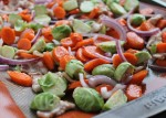Roasted Vegetable Medley with Bacon