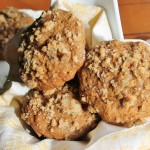 #BeEggsquisite: Gingerbread Sweet Potato Muffins