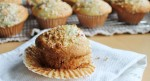 Cranberry Coconut Muffins