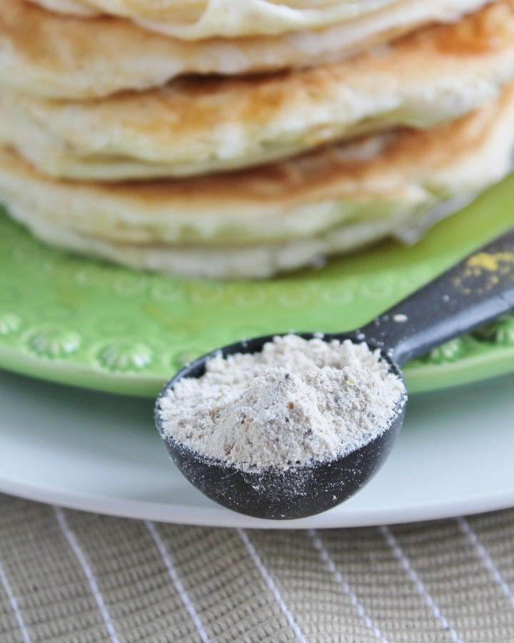 pancakes organics