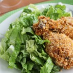 Crispy Baked Buttermilk Chicken