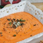 Roasted Red Pepper & Feta Dip