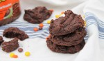 REESE Chocolate Peanut Butter Fudge Cookies – #DoYouSpoon