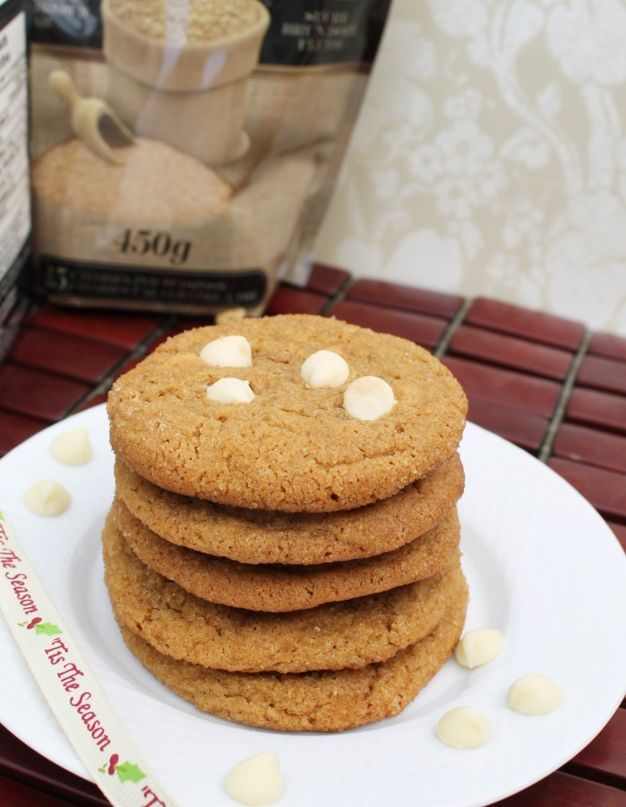 Chewy Molasses Cookie