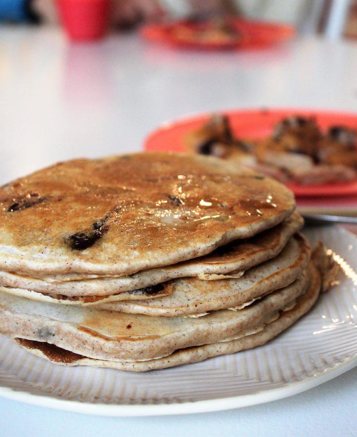 banana choc chip pancakes (7)