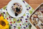 Blackberry Crumble Cinnamon Rolls