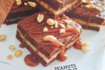 Ricardo's Peanut Butter Brownies
