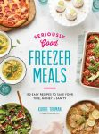 Seriously Good Freezer Meals: Cookbook Review and Chicken Parmigiana Recipe