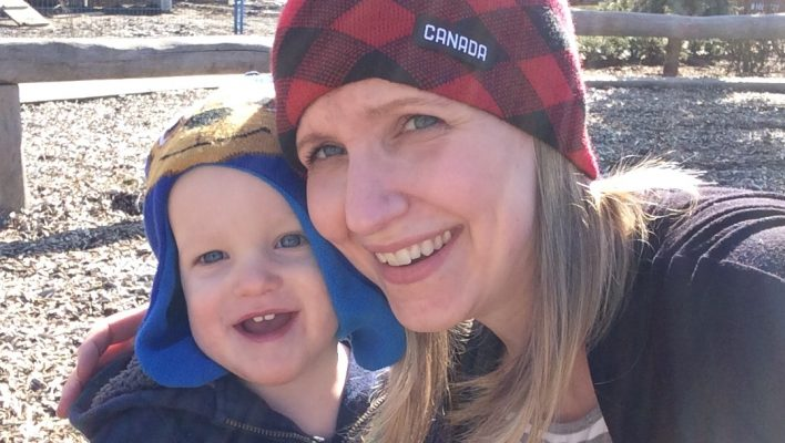 Monday Moments: Boy Momming