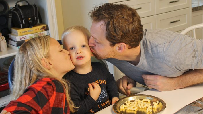 Monday Moments: Jack is Two!