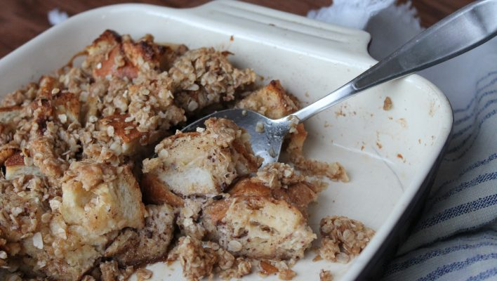 Buttery French Toast Bake