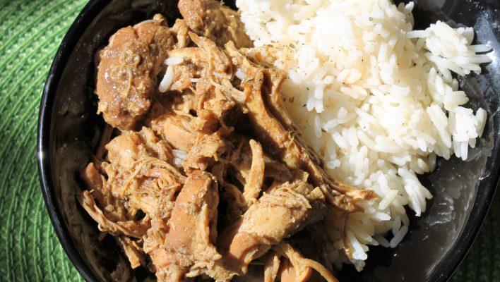 Slow Cooker Tandoori Chicken (Freezer Meal!)