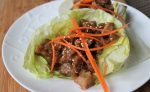 Honey Soy Chicken Lettuce Cups