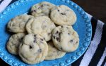 Vanilla Chocolate Chip Sugar Cookies