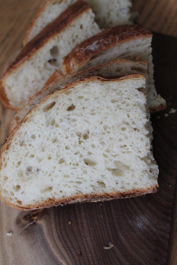 sourdough bread using discard