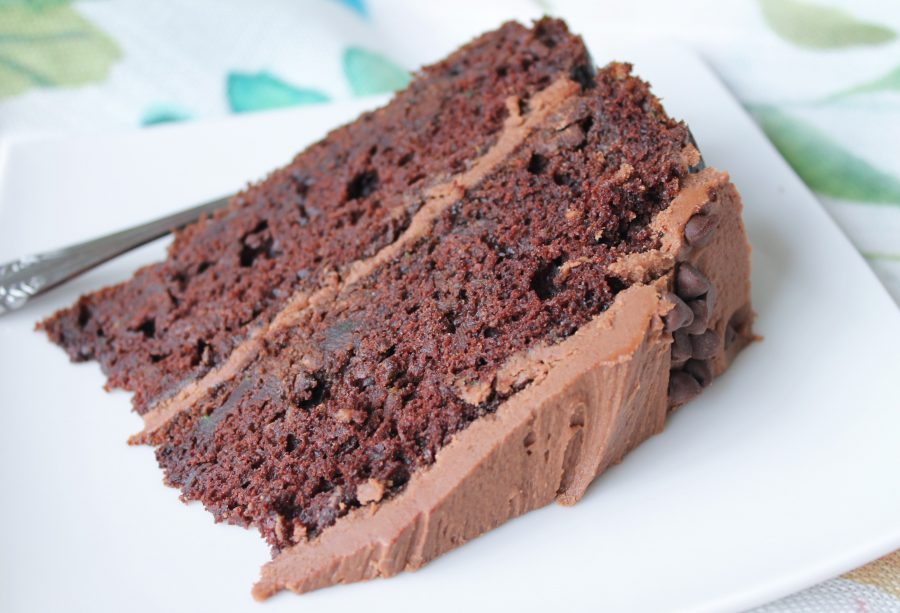 zucchini chocolate cake with 3 cups zucchini
